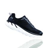 HOKA ONE ONE CLIFTON 6 WIDE Black