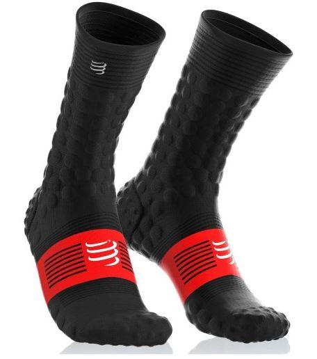 13adf1442bcf7 Kompresné ponožky COMPRESSPORT Proracing Socks V3.0 Winter Black ...