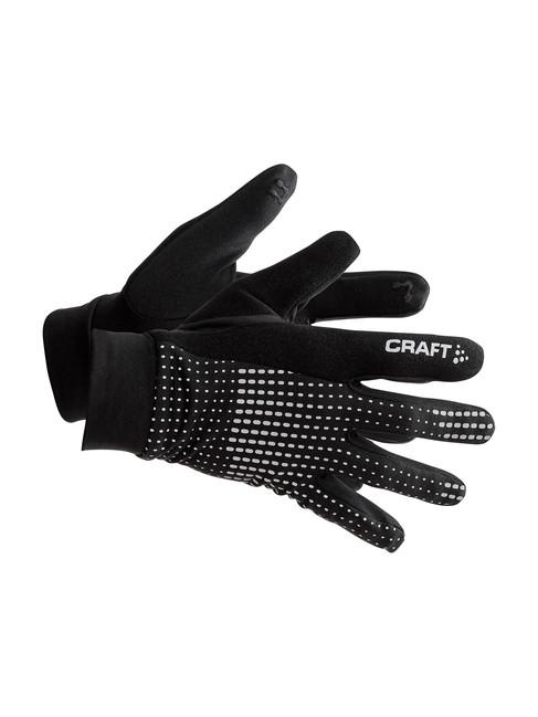 CRAFT Bežecké rukavice Brilliant 2.0 Thermal Black 6ad00800a1a