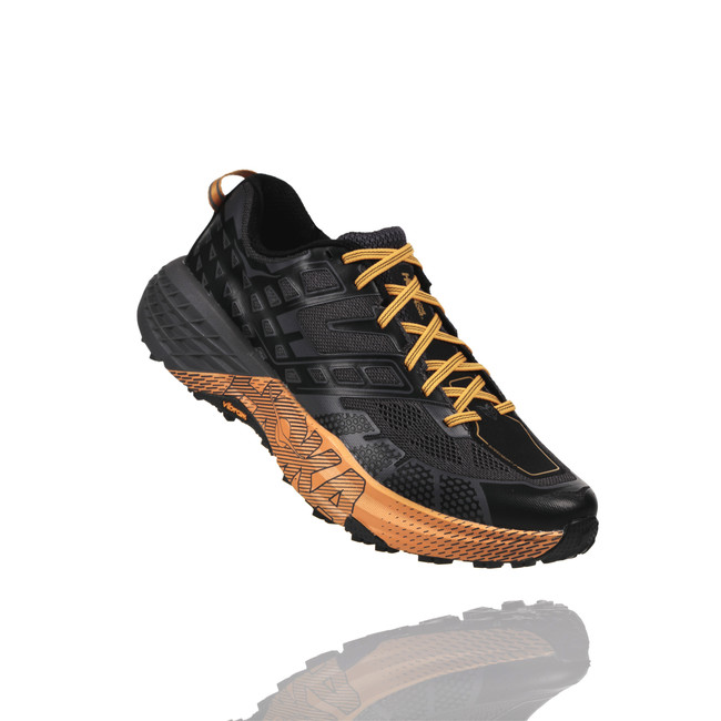 HOKA ONE ONE SPEEDGOAT 2 Black ... 5337c9e1c0e