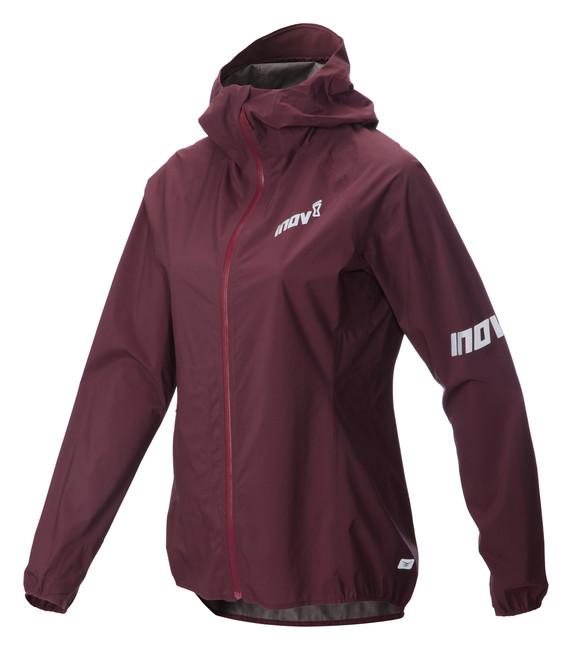 e8528c868 INOV-8 Stormshell FZ Purple dámska bežecká bunda | RunningPro.sk