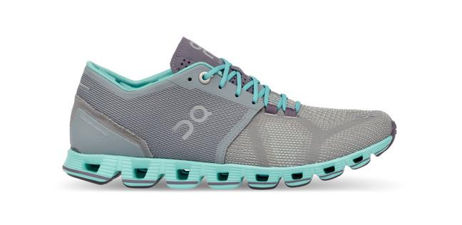 5fc7f827e8ac Neutrálna bežecká obuv. ON Cloud X W Grey
