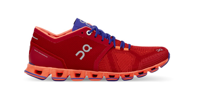 d8a8e27069e5 Neutrálna bežecká obuv. ON Cloud X W Red