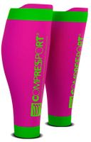 COMPRESSPORT CALF R2 v2 Pink