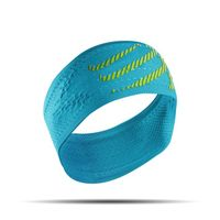 COMPRESSPORT HeadBand On/Off Blue