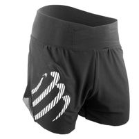 COMPRESSPORT Racing Overshort M Black