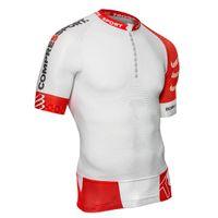 COMPRESSPORT Trail Running Shirt V2 SS White