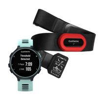 Garmin Forerunner 735XT Run Bundle Midnight blue & Frost blue
