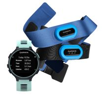 Garmin Forerunner 735XT Tri Bundle Midnight blue & Frost blue