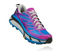 HOKA ONE ONE Mafate Speed 2 W Purple Blue