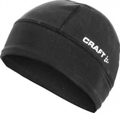 CRAFT Bežecká čiapka Light Thermal Black
