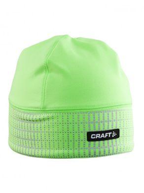 CRAFT Bežecká čiapka Brilliant 2.0 Green