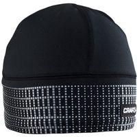 CRAFT Bežecká čiapka Brilliant 2.0 Black
