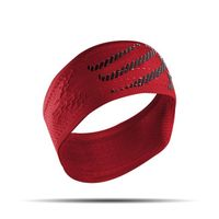COMPRESSPORT HeadBand On/Off Red