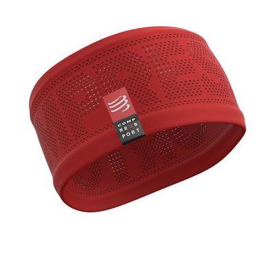 COMPRESSPORT HeadBand On/Off V2 Red