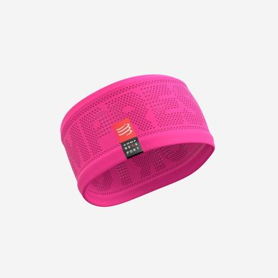 COMPRESSPORT HeadBand On/Off V2 Pink