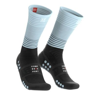 COMPRESSPORT Mid Compression Socks Blue
