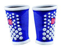 COMPRESSPORT SWEATBANDS 3D Dot Blue