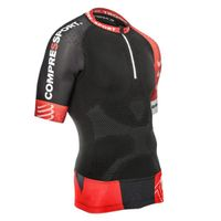 COMPRESSPORT Trail Running Shirt V2 SS Black