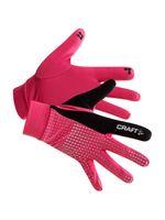 CRAFT Bežecké rukavice Brilliant 2.0 Thermal Pink