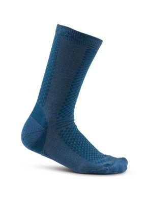 CRAFT Ponožky Warm Merino - 2 páry