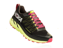 HOKA ONE ONE CHALLENGER ATR 4 W Black Green