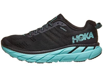 HOKA ONE ONE CLIFTON 6 W Black