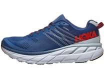 HOKA ONE ONE CLIFTON 6 WIDE Blue