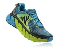 HOKA ONE ONE Gaviota Green Blue