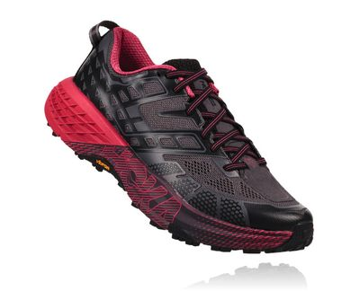 HOKA ONE ONE SPEEDGOAT 2 W Black Azalea