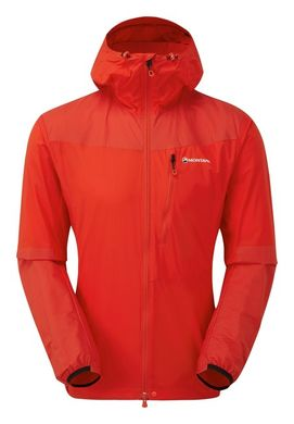 Montane Lite-Speed Jacket Flag Red