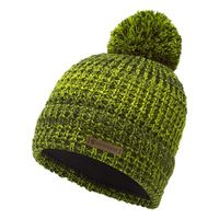 Montane Top Out Bobble Beanie Green