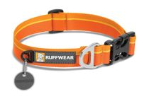 RUFFWEAR HOPPIE™ DOG COLLAR Orange Sunset