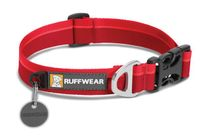 RUFFWEAR HOPPIE™ DOG COLLAR Red Currant