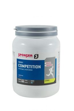 SPONSER Competition Citrus 400g
