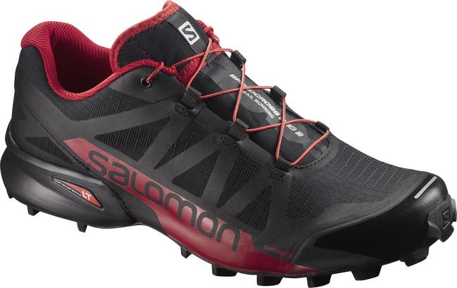 Trailová bežecká obuv. SALOMON SPEEDCROSS PRO 2 Black zväčšiť obrázok db5c3f8cb06