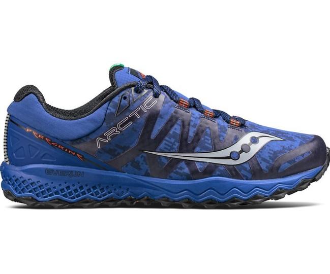 Trailová bežecká obuv. Saucony Peregrine 7 ICE+ zväčšiť obrázok 938438ad549